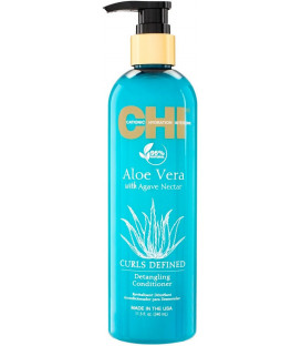 CHI Aloe Vera Curls Defined кондиционер (340мл)