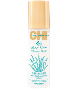 CHI Aloe Vera Curls Defined крем
