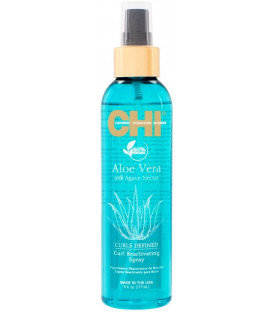 CHI Aloe Vera Curls Defined sprejs