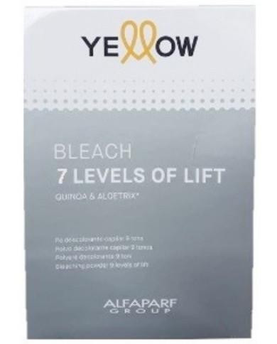 YELLOW 7 Levels Of Lift осветляющая пудра (20г)