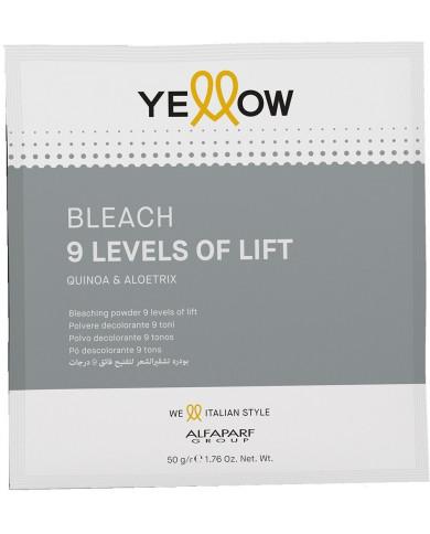 YELLOW 9 Levels Of Lift отбеливающий порошок (50г)