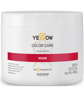 YELLOW Color Care maska (500ml)