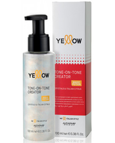 YELLOW Tone-on-Tone Creator krāsas pārveidotājs