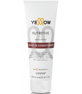 YELLOW Nutritive leave-in conditioner