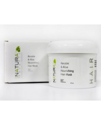 Natura Keratin Keratin & Aloe Nourishing Hair Mask