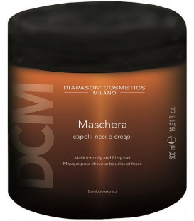 DCM Curly mask (1000ml)
