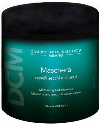 DCM Dry & Brittle шампунь (1000мл)