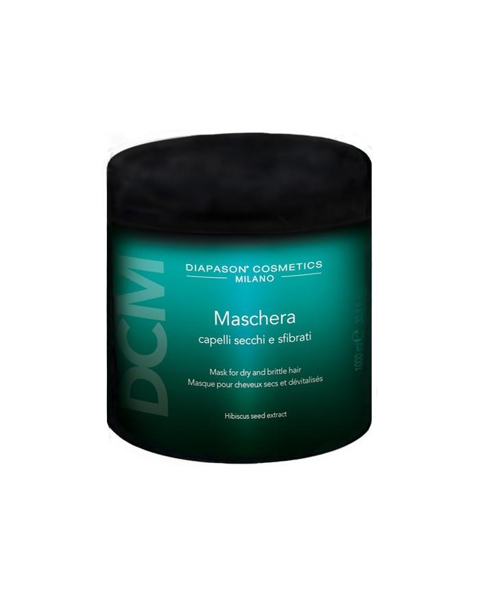 DCM Dry & Brittle šampūns (1000ml)
