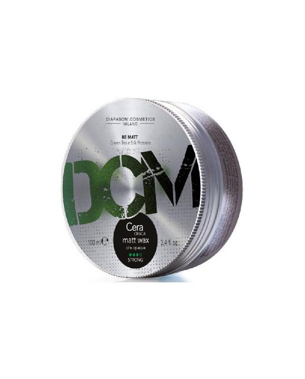 DCM Styling матовый воск