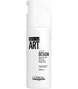 L'Oreal Professionnel Tecni.art Fix Design sprejs (200ml)