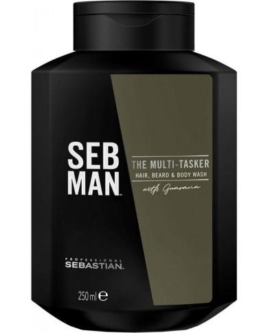 Sebastian Professional Seb Man The Multi-Tasker shampoo (250ml)
