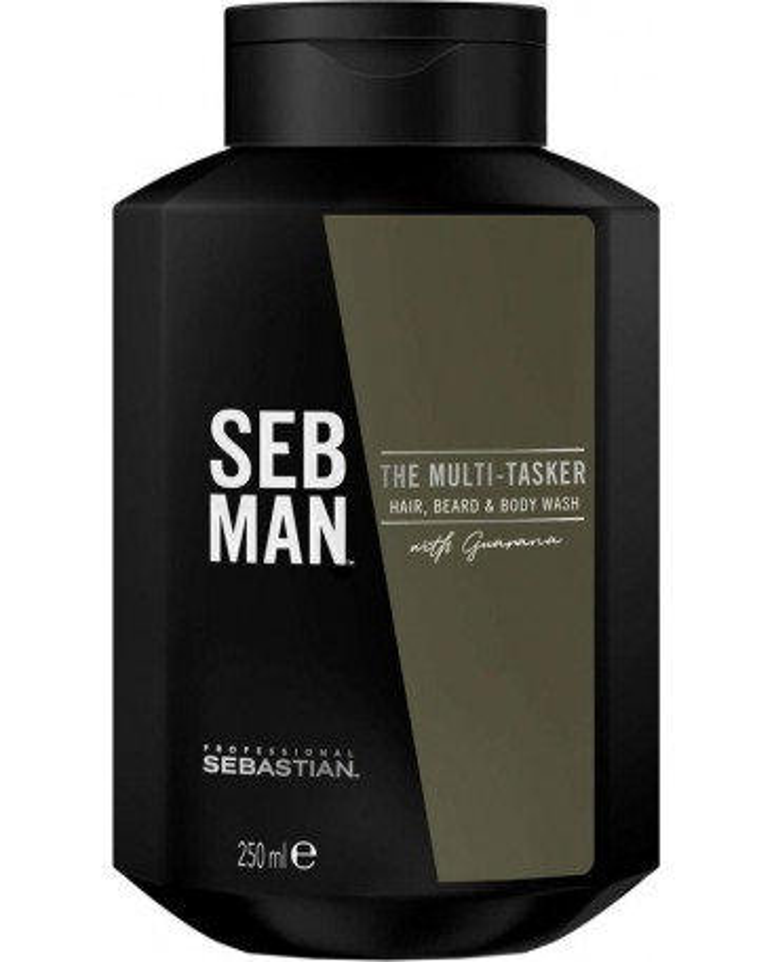 Sebastian Professional Seb Man The Multi-Tasker šampūns (250ml)