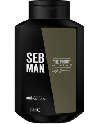 Sebastian Professional Seb Man The Purist shampoo