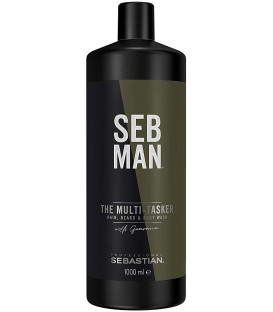 Sebastian Professional Seb Man The Multi-Tasker шампунь (250мл)