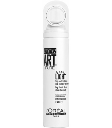 L'Oreal Professionnel Tecni.art Ring Light Pure sprejs