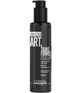 L'Oreal Professionnel Tecni.art Texture Transformer liquid-to-paste