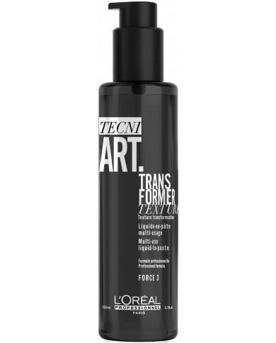 L'Oreal Professionnel Tecni.art Texture Transformer liquid-to-paste