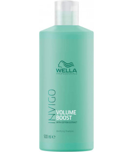 Wella Professionals Invigo Volume Boost shampoo (250ml)