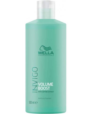 Wella Professionals Invigo Volume Boost шампунь (250мл)
