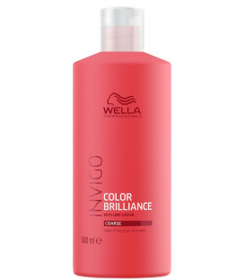 Wella Professionals Invigo Color Brilliance Coarse šampūns (500ml)