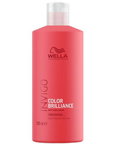 Wella Professionals Invigo Color Brilliance Fine/Normal шампунь (250мл)