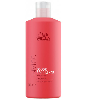 Wella Professionals Invigo Color Brilliance Fine/Normal šampūns (250ml)