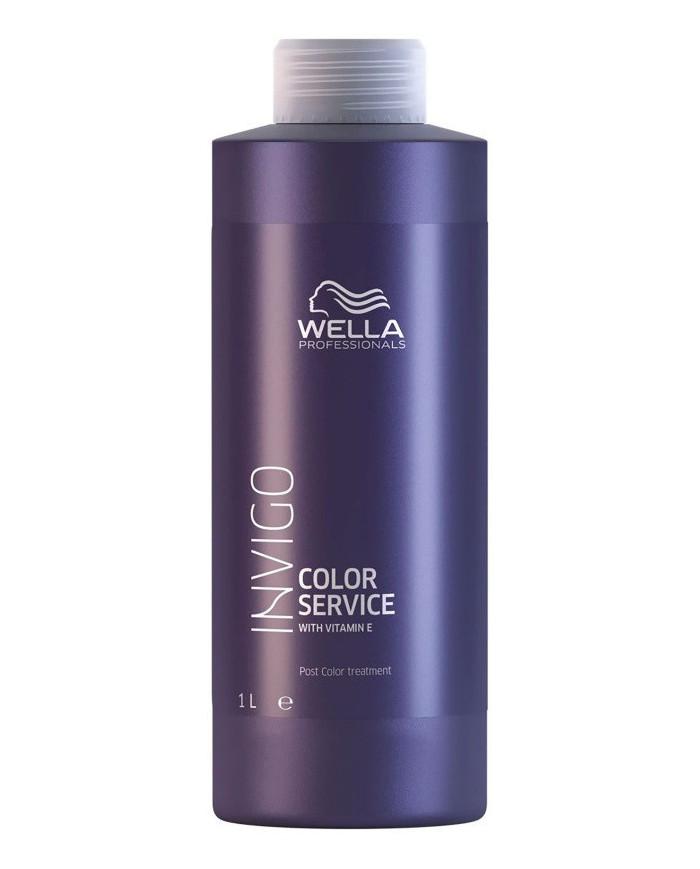 Wella Professionals Invigo Service Post Color maska