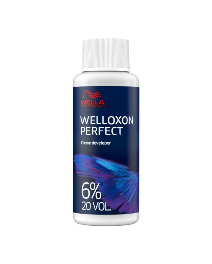 Wella Professionals Welloxon Perfect oksidācijas krēms