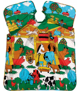 Comair Animal Farm children's cape
