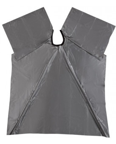 Comair plastic cape