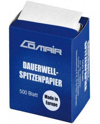 Comair papīrs ķīmiskajiem ilgviļņiem (1000 gab.)
