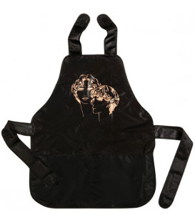 Comair Gold Faces apron