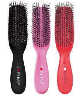 I LOVE MY HAIR Spider 1502 hairbrush
