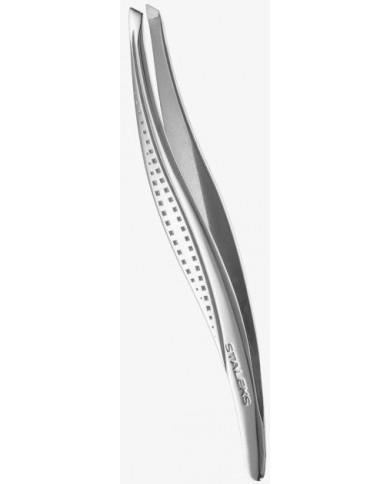 Staleks Classic 12 Type 3 eyebrow tweezers