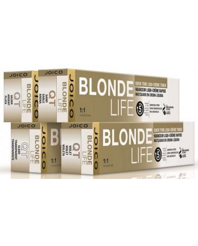 Joico Blonde Life Quick Tone tonējoša krēmkrāsa