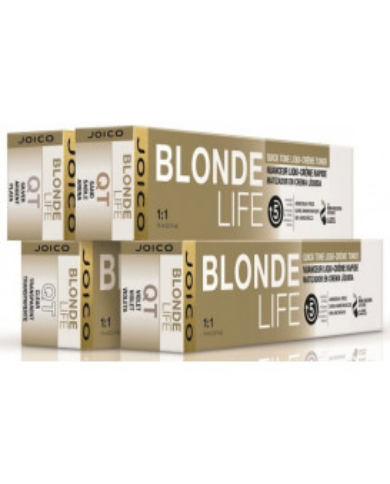 Joico Blonde Life Quick Tone тонирующая крем-краска