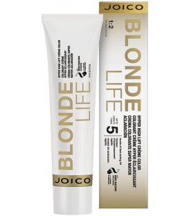 Joico Blonde Life Hyper High Lift cream color