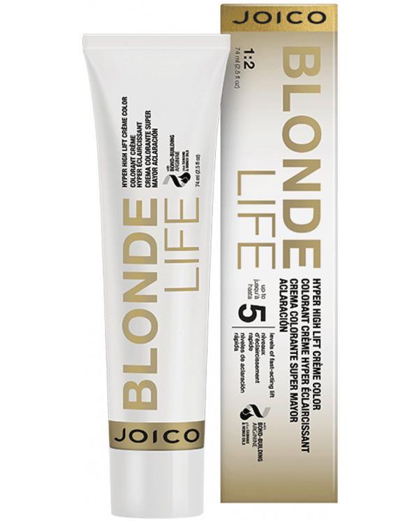 Joico Blonde Life Hyper High Lift cream color