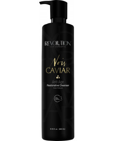 Revolution Hair Concepts Noir Caviar Anti-Age шампунь