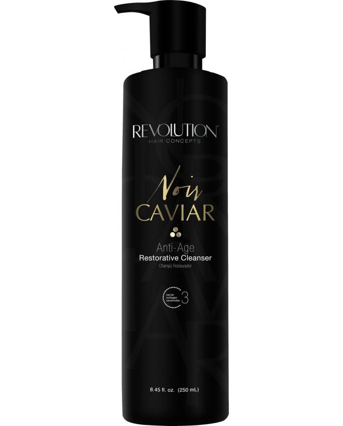 Revolution Hair Concepts Noir Caviar Anti-Age šampūns