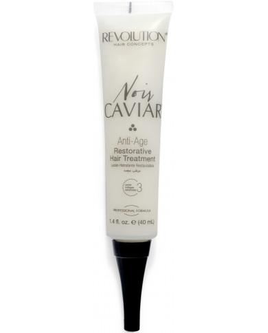 RHC NOIR CAVIAR Koncentrēts, atjaunojošs matu serums 40ml