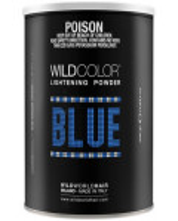 WildColor Blue balinošais pulveris