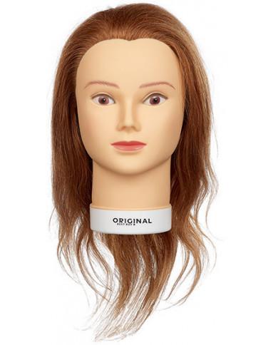 Efalock Elvira манекен с средними, натуральными волосами
