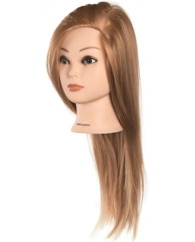 Original Valeska манекен с средними, натуральными волосами