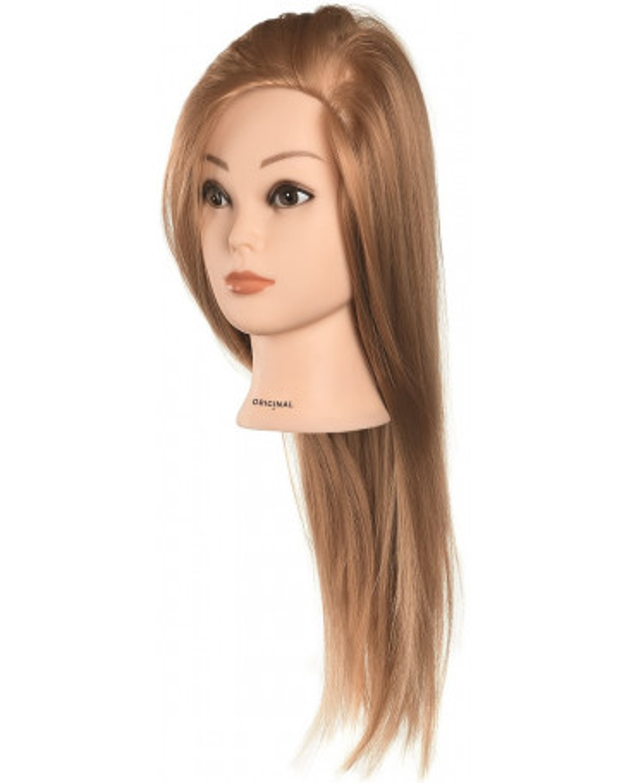Original Valeska manekens ar dabīgiem, vidēji gariem matiem