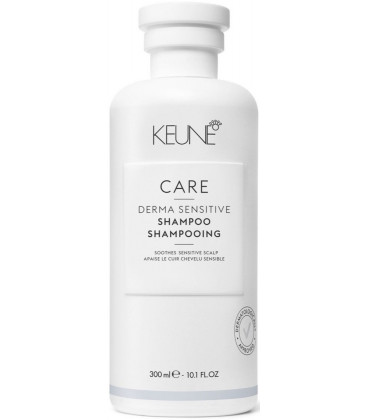 CARE DERMA SENSITIVE Šampūns jutīgai galvas ādai 300ml