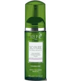 Keune SO PURE Volumizing conditioning mousse