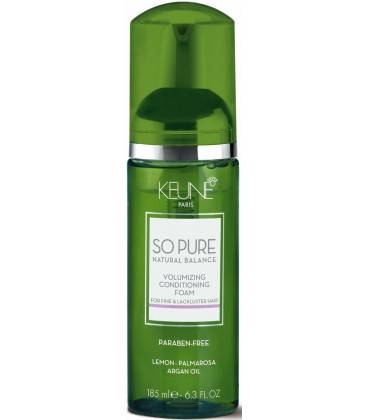 Keune SO PURE Volumizing kondicionējošas putas