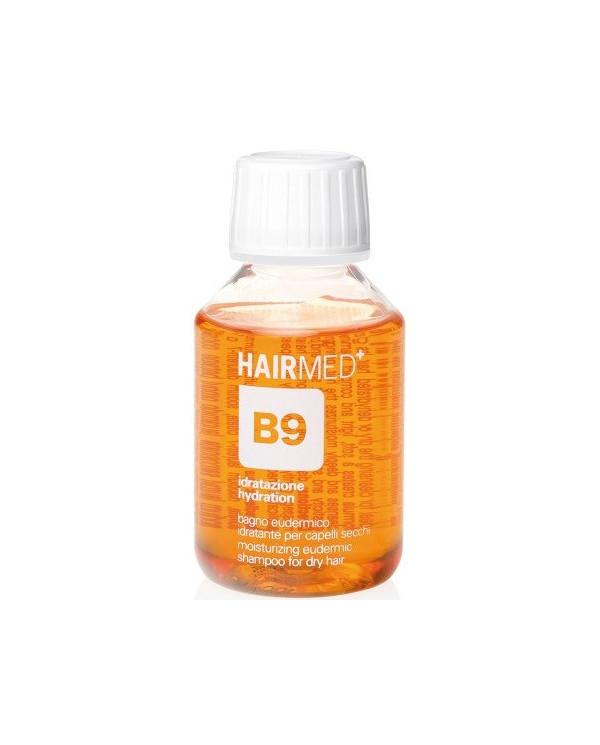 Hairmed B9 mitrinošs šampūns (100ml)