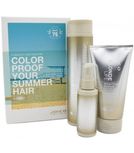 Joico Blonde Life set